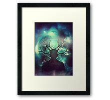 Deer Dreams II Framed Print