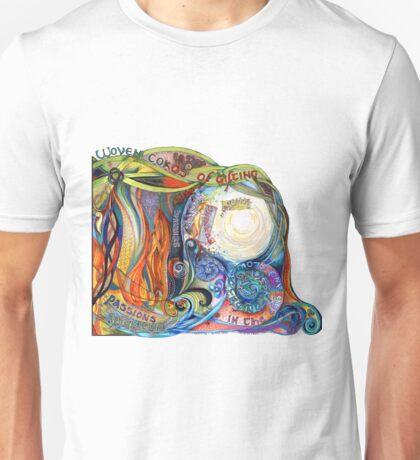 Woven Cords Unisex T-Shirt