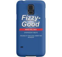 Fizzy Good - Black books Samsung Galaxy Case/Skin