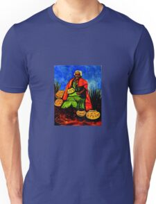 Old Medicine Woman Native American Indian Southwest Unisex T-Shirt