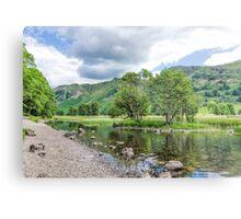 Brothers Water Lake District Metal Print