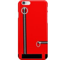 Captain Scarlet Blue Grey WHATEVER iPhone Case/Skin