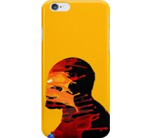 ironman print iPhone Case/Skin