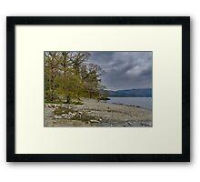 Ullswater Lake District Framed Print