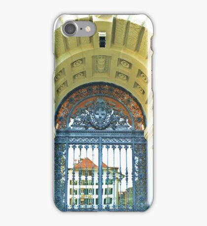 An Arched Entrance iPhone Case/Skin