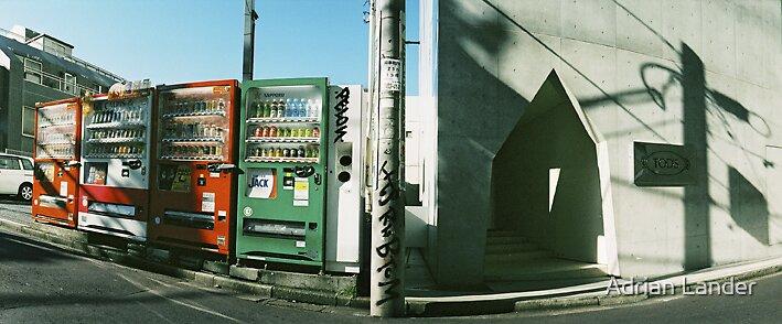Tokyo-Vending machines07 by Adrian Lander