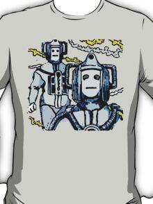 Cyber-Retro T-Shirt