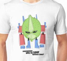 Optimus Lime. Unisex T-Shirt