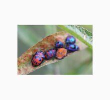 Friends in the garden - jewel bugs Unisex T-Shirt