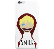 """Corazon Full Toothed """"Smile"""" iPhone Case/Skin"""