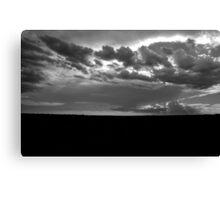 """Lonesome Prairie"" Canvas Print"