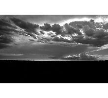 """Lonesome Prairie"" Photographic Print"