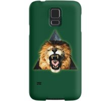 Lion Triangle Samsung Galaxy Case/Skin