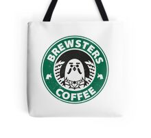 Brewsters Coffee (distressed) Tote Bag