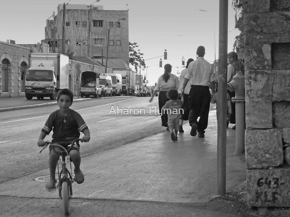 family life by Aharon Hyman
