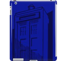 Blue Box iPad Case/Skin
