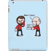 Make It Sew! - Star Trek Inspired iPad Case/Skin