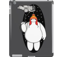 Big Shiny Hero iPad Case/Skin