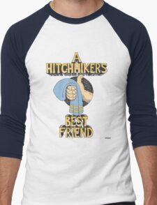 Towel Men's Baseball ¾ T-Shirt