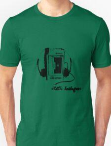 Analogue Walkman T-Shirt