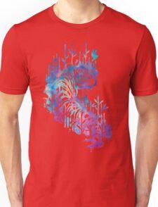 Watercolor tiger Unisex T-Shirt
