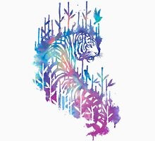 Watercolor tiger Unisex T-Shirt