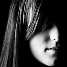 Shadow face by Dan Coates