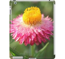 Paper Daisy iPad Case/Skin