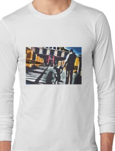 Welcome to Legends Plaza Long Sleeve T-Shirt