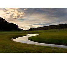 Waterslea Sunrise Photographic Print