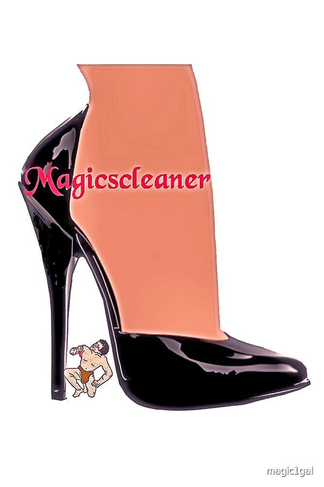 Magics cleaner by magic1gal