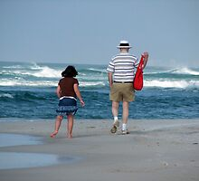 Boomer Beach Walk by patsarts