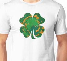 Cool Lucky clover and Ink Nr. 03 Unisex T-Shirt