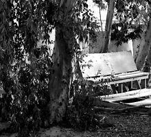 An empty seat by James Harrelson