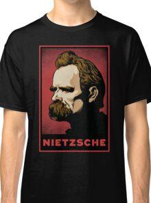 Nietzsche Print Classic T-Shirt