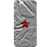 Red Star iPhone Case/Skin