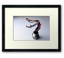Vacro Series: 50 of 105 Framed Print