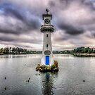 Roath Park Cardiff by Steve Purnell
