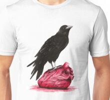 quote the raven: nevermore Unisex T-Shirt