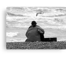 Sea Serenade Canvas Print