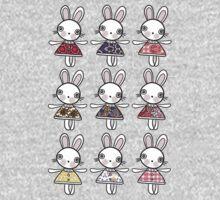 Best dress bunnies One Piece - Short Sleeve