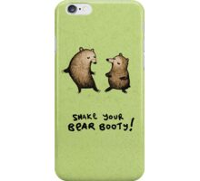 Bear Booty Dance iPhone Case/Skin