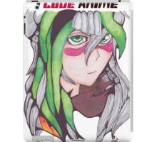 Nelliel- I love Anime iPad Case/Skin