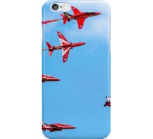 Red Arrows 14 iPhone Case/Skin
