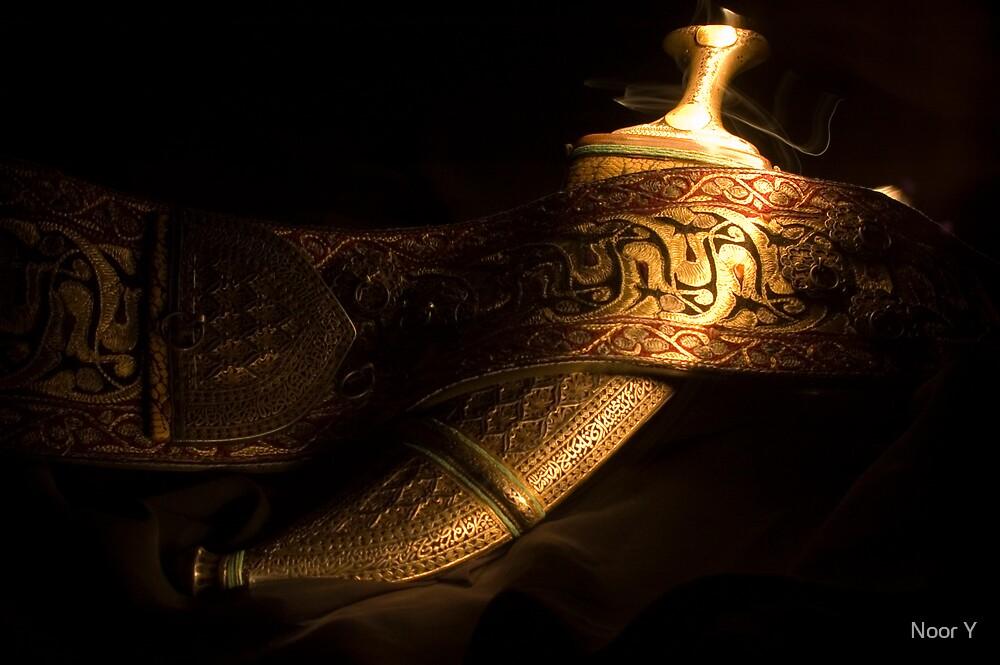 Janbiyah by Noor Y