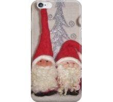 Christmas Gnomes  from Teddy Bear Orphans iPhone Case/Skin