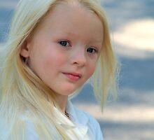 Little Girl...  by Becky Schafer
