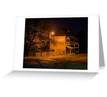 Hill End General Store Greeting Card