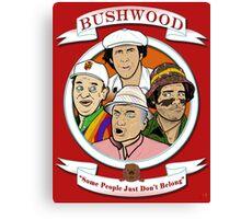 Caddyshack - Bushwood Canvas Print