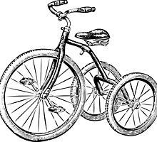 Trike by Richard Edwards